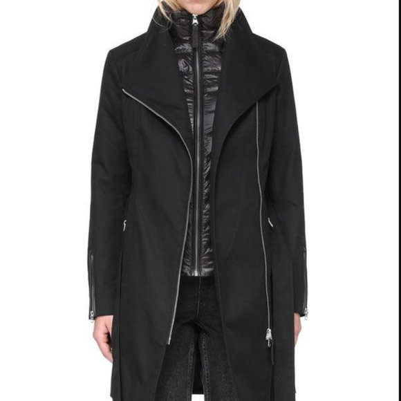 New Mackage Estella  3 in 1 Trench Coat with Liner